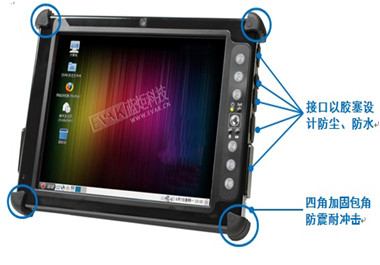 The handheld tablet computer industry