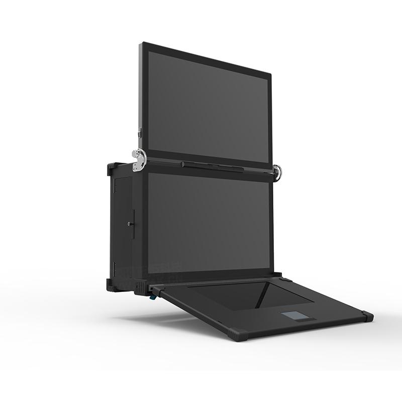 通过一个嵌入式操作系统来统领软硬件资源的 工业平板电脑 调度和控制是必然之选