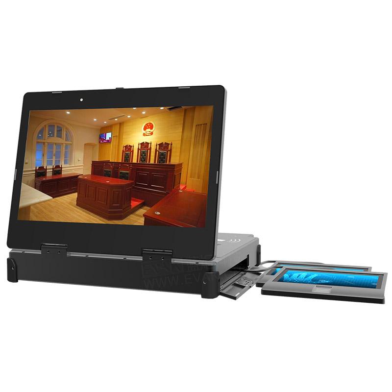 ALT-B150D双屏15.6寸加固笔记本
