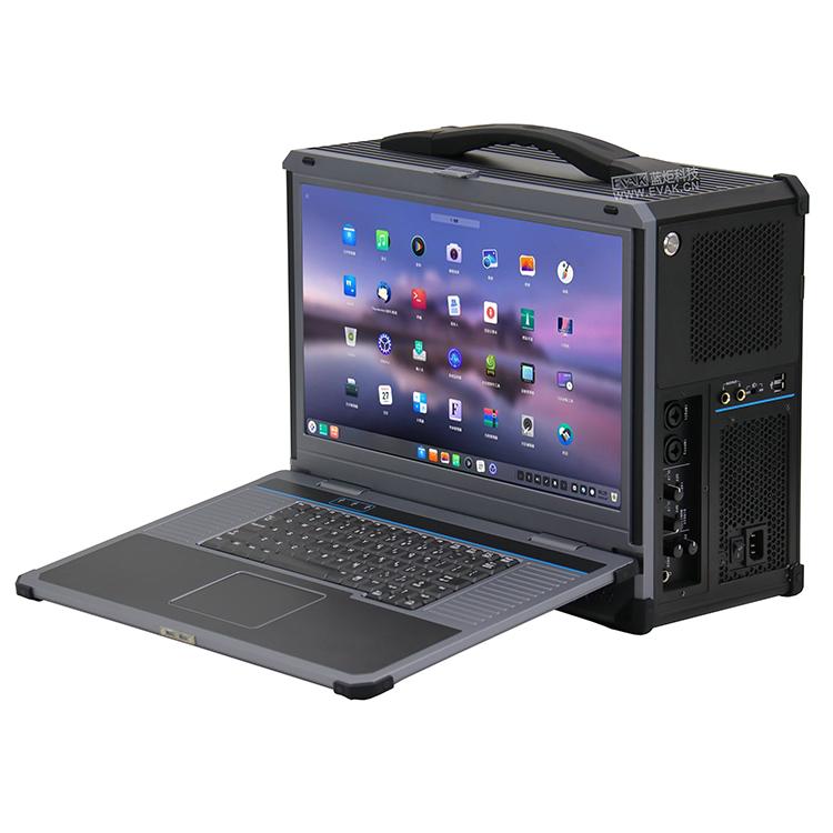 国产化电脑自主可控加固便携计算机