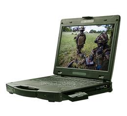 RAC-1400-TF模块化扩展笔记本电脑