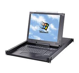 KVM-1170 17寸 LCD KVM