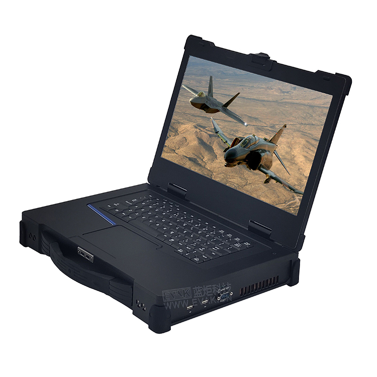 EPU-5217B插卡式加固笔记本