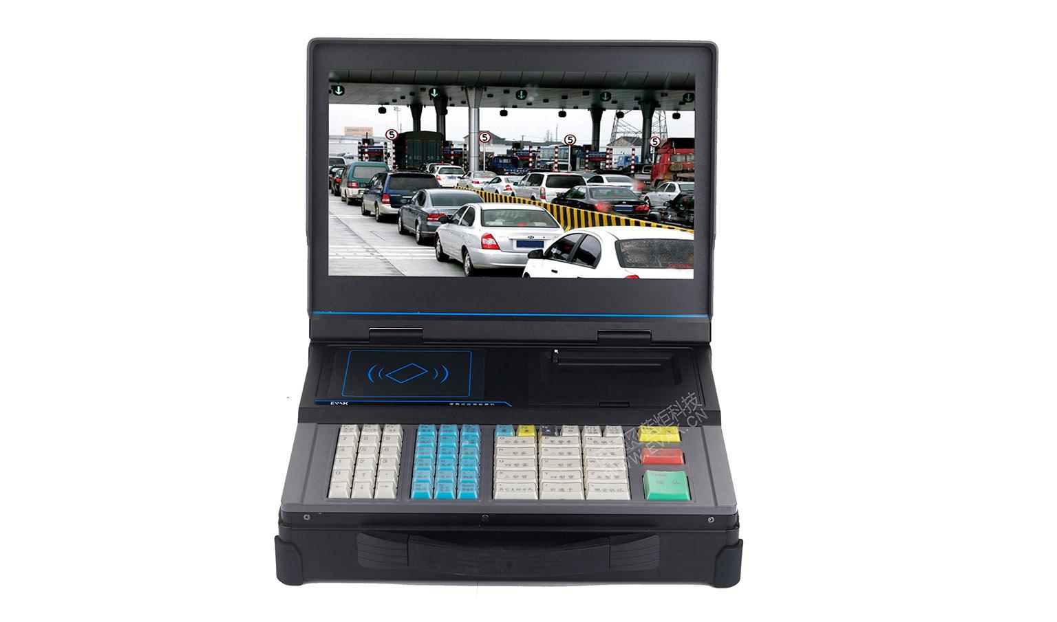 便携式收费机在高速公路应急收费系统中的应用