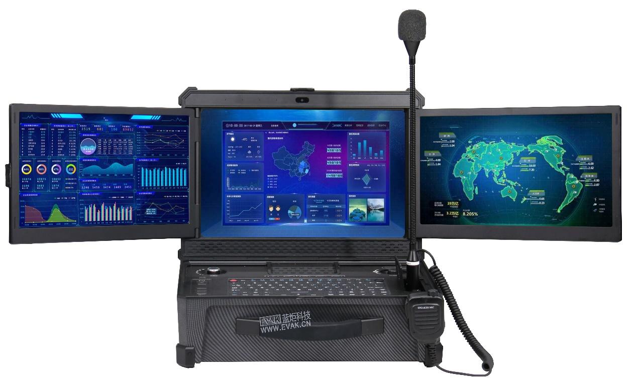 可视化应急指挥系统调度平台解决方案